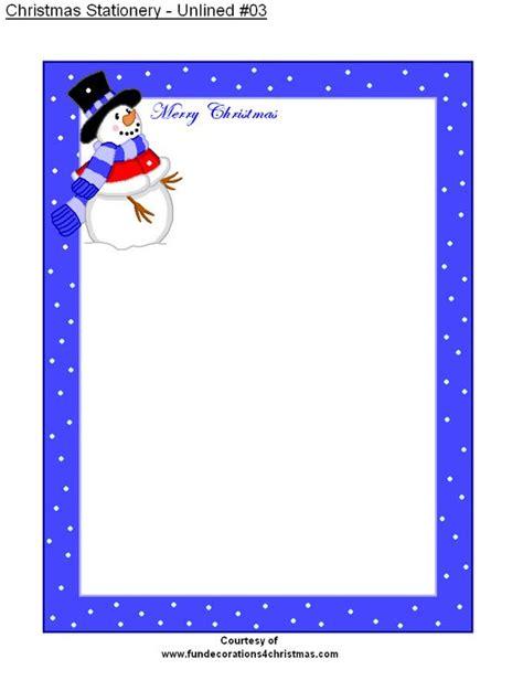 printable stationery nz christmas christmas stationery and free printable on