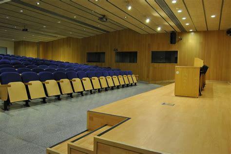 sala de actos sala de actos de la universidad de vic