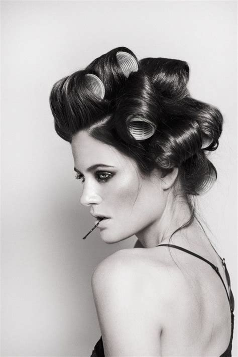 hairstyles with hair rollers 157 best images about hot roller on pinterest hair