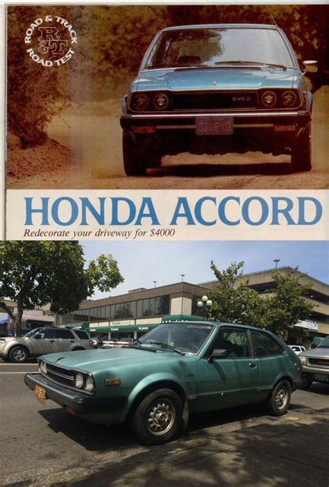 vintage honda accord vintage review and cc outtakes 1976 honda accord the