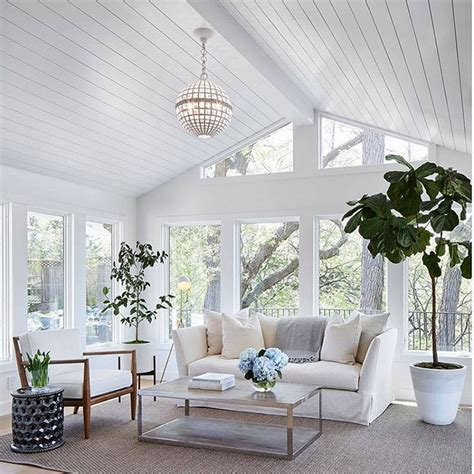 sunroom game room ideas this family room sunroom is pure serenity with its white