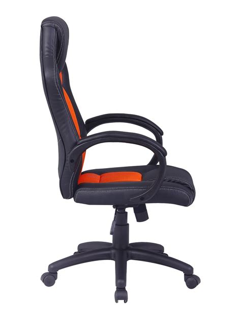 Regatta Cing Chairs Office Chair Ergonomic Computer Mesh Pu Leather Desk Seat