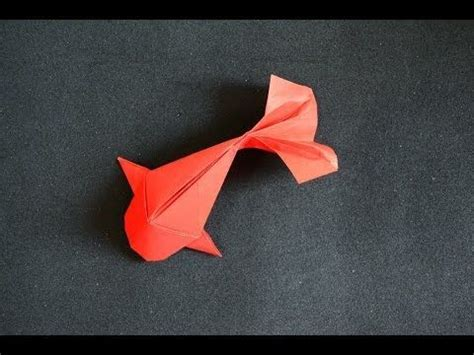 Make A Paper Fish - best 25 origami fish ideas on