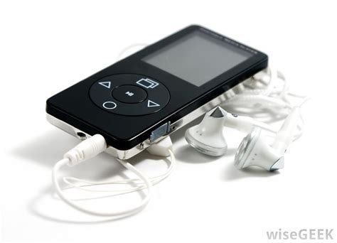 what is an mp3 player with pictures