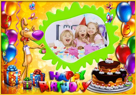 descargar imagenes de happy birthday gratis marco para cumplea 241 os happy birthday frame fondos para