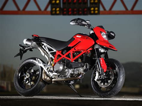 Ducati Hypermotard by Ducati Hypermotard 1100 Evo 2010 Motorcycle Big Bike