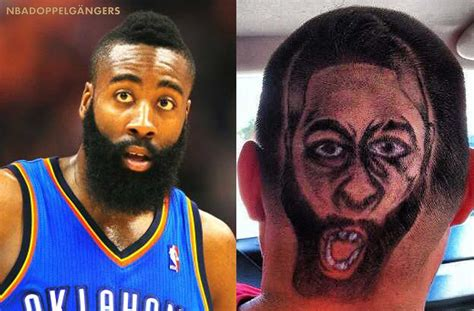 james harden tattoos the gallery for gt harden beard