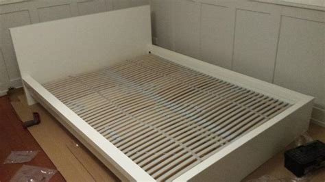 Malm Headboard For Sale by For Sale Zh Nearly New Malm Bed And