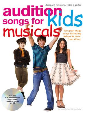 I D Audition Song by Audition Songs For Kids Musicals Music For Kids