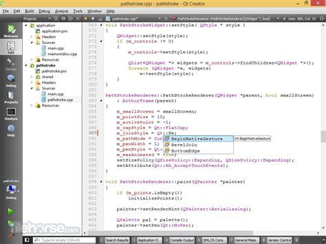 Qt Programming Language | qt 5 10 1 32 bit download for windows filehorse com