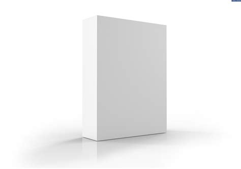 Blank Packaging Templates blank box psdgraphics