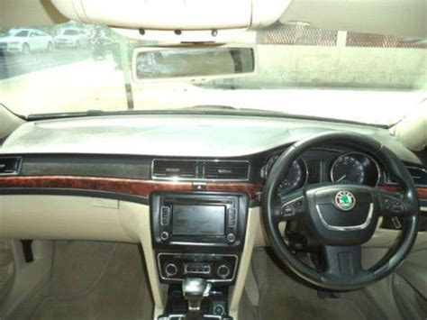used skoda superb diesel 2010 car for sale in delhi