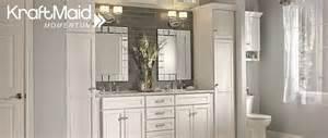 kraftmaid bath vanity cabinets