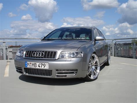 Audi A4 S4 8e by Audi A4 S4 Avant 8e 2003 Tuning Stories De Tuning