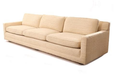 custom ordered sofa by prentice furniture company