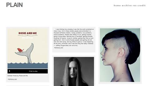 themes for tumblr plain free html5 css3 templates free awesome tumblr themes