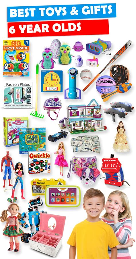 gifts for 6 year best toys and gifts for 6 year olds 2017 buzz