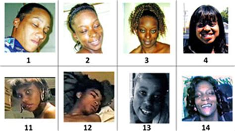 Lapd Grim Sleeper Pictures by New Grim Sleeper Serial Killer Victim Photos Released By