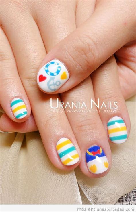imagenes de uñas pintadas de verano verano u 241 as pintadas todo sobre el nail art el arte