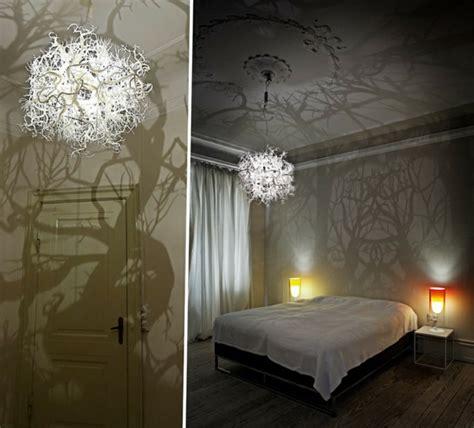 leuchter schlafzimmer faszinierender skulptur leuchter geheimnisvolle atmosph 228 re