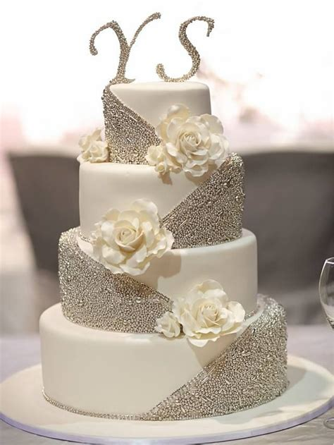 Elaborate Wedding Cakes by 26 Elaborate Wedding Cakes With Sugar Flower Details