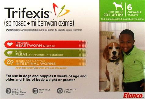 comfortis plus trifexis for dogs cooper county animal hospital pc flea prevention products
