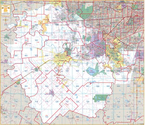 map of fort bend county fort bend county wall map with zip codes