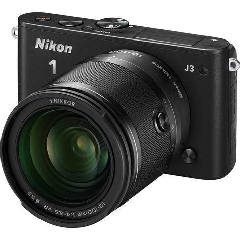 nikon 1 j3 mirrorless digital nikon 1 j3 mirrorless digital with 10 100mm lens 27657