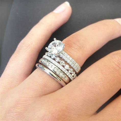 STACKABLE DIAMOND RINGS   Perhanda Fasa