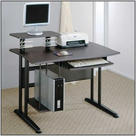 Space Saving Corner Computer Desk Desk Home Design Space Saving Corner Desk