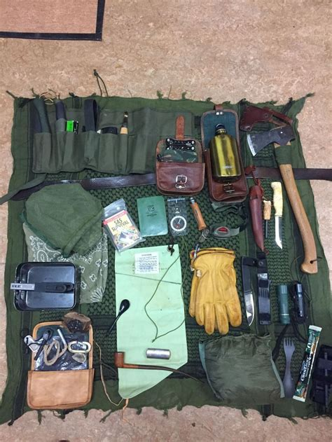 poor s wilderness survival kit assembling your emergency gear for or no money books 25 best ideas about bushcraft kit on
