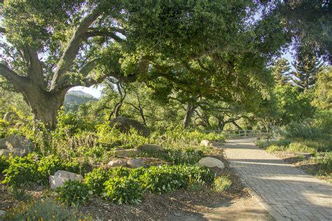 Santa Barbara Botanic Gardens Santa Barbara Botanic Garden Atta Associates Santa Barbara California
