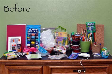 organizing crafts how to organize craft supplies
