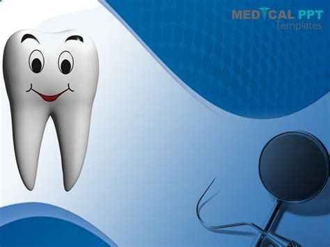 Dental Care Tips Powerpoint Templates By Medicalppt On Dental Powerpoint Templates
