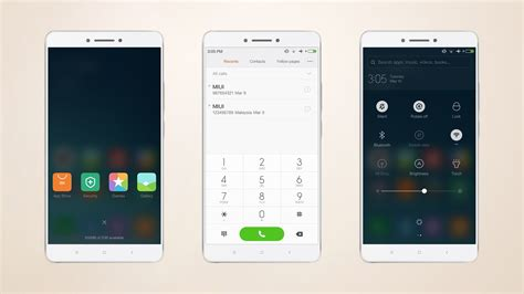 download mi themes module download the two new xiaomi mi max themes download links
