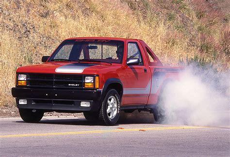 1989 dodge dakota shelby 1989 dodge dakota shelby 182955 photo 2 trucktrend