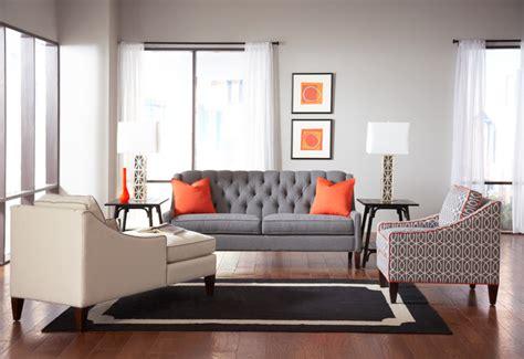 Braxton Culler Living Room Furniture Libby Langdon Upholstery Furniture For Braxton Culler Contemporary Living Room New York