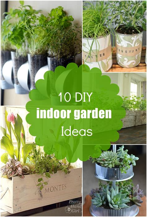 easy indoor herb garden 10 diy indoor herb garden ideas and planters honey lime