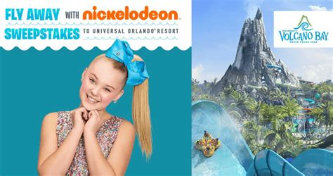 Nick Sweepstakes - nickelodeon sweepstakes 2017 be a vip guest with jojo siwa
