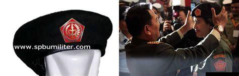 Senter Jatah Tni By Saninmilitery baret mabes tni asli jatah spbu militer