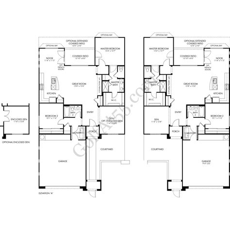 engle homes floor plans santa barbara