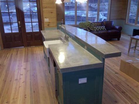 Cast N Place Concrete Countertops   Kitchen   Birmingham