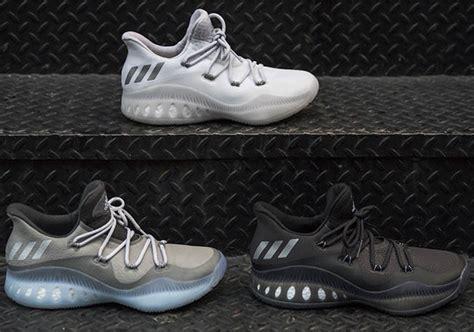 adidas crazy explosive  colorways sneakerfiles
