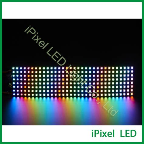 Panel Matrix rgb led light matrix ws2812b screen panel apa102
