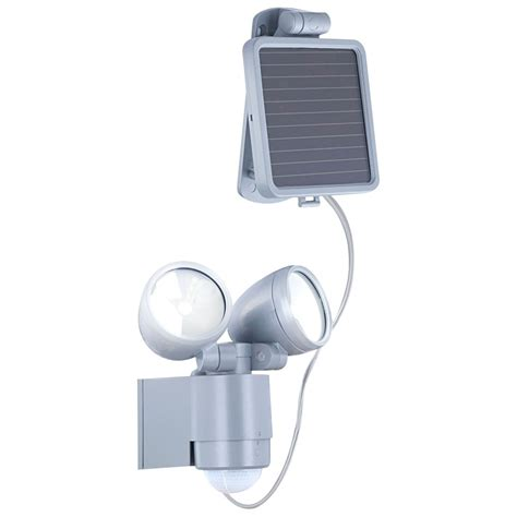 Solar Led Gartenleuchte Mit Bewegungsmelder Und Schalter