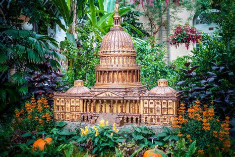 Washington Botanical Gardens Washington Botanical Gardens 0001 Tiny House Journey