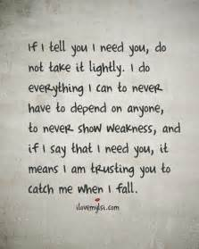 If i tell you i need you do not take it lightly i love my lsi