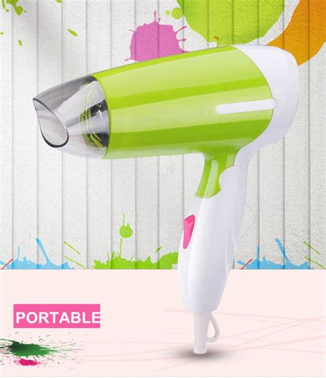 Mini Hair Dryer For Travel mini portable foldable hair dryer for home travel