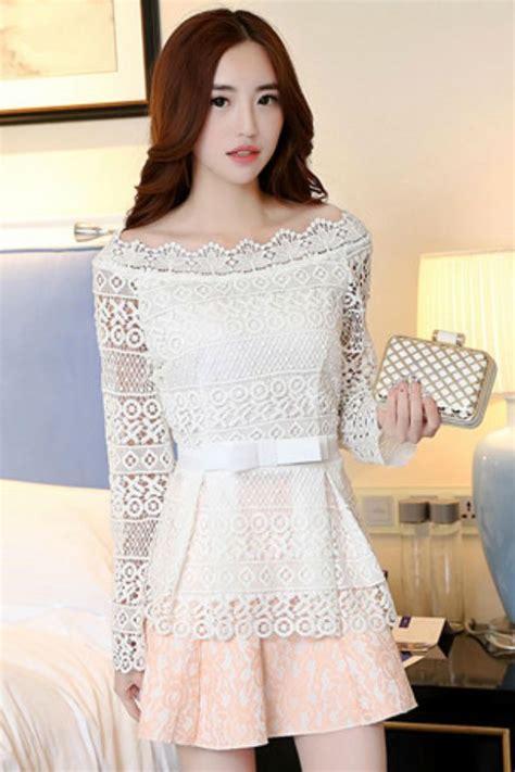 Dress Scuba Quality Dress Cantik Fashion Wanita baju korea princess look dress