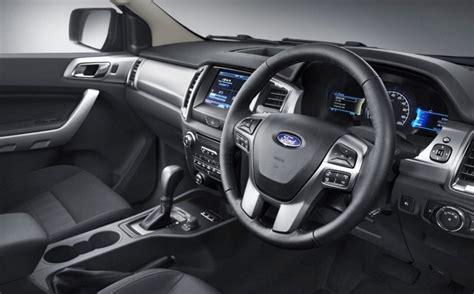 Ford Ranger Interior by 2016 Ford Ranger Wildtrak Interior 2017 2018 Best Cars